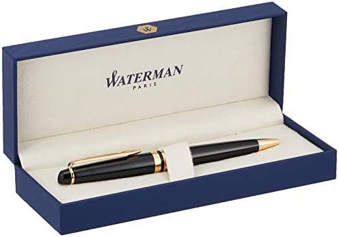 ウォーターマン ボールペン 油性 エキスパート エッセンシャル ブラックGT S0951690 正規輸入品