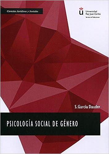 Psicología Social de Género: Amazon.es: Silvia García Dauder: Libros