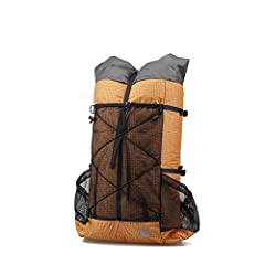Brand: 3F UL GEAR Material: UHMWPE & Nylon + 30D Cordura Origin:China Rain cover: No Color: green/blue/orange Size(Weight)38 : L: 540g Size(Packet length)38 : L: 55cm Size(Expansion layer) : 30cm Size Recommendation: (38L:) H  175cm : L D...