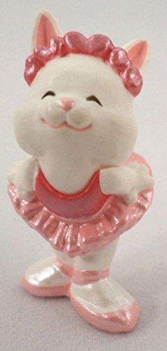 Hallmark Merry Miniatures Ballerina Bunny in Tutu 1989