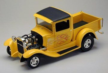 11233 1/16 Dave's Speed Shop Hot Rod Delivery Sedan by Minicraft Models