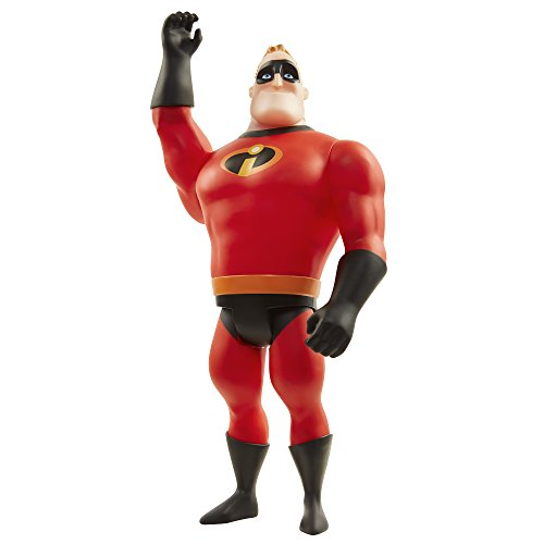 Amazon.com: The Incredibles 2 Mr. Incredible Action Figure, 18 Inches Tall!: Toys & Games