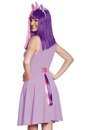 8eighteen My Little Pony's Twilight Sparkle Adult Tail (Girls Twilight Witch Costume)