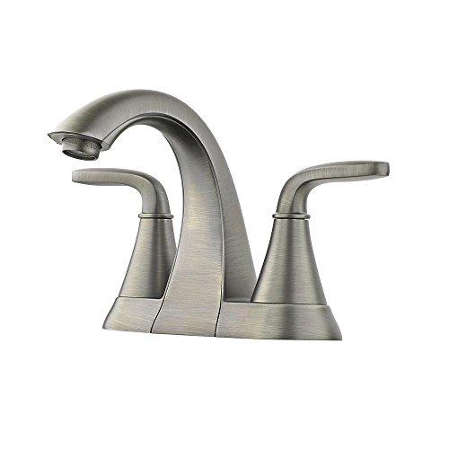 Pfister Pasadena Centerset Bathroom Faucet Slate