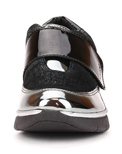 The Sneaker Femme Ricky Bleu Tompson Flexx R4qwr7R