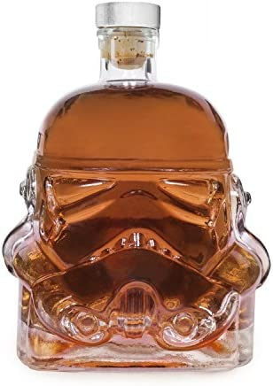 DIMAY Transparent Decanter%EF%BC%8CStormtrooper Decanters%EF%BC%8CWhiskey Heat Resistance product image