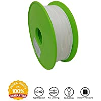 Tesseract 1.75mm PLA White Filament (1 KG Spool)