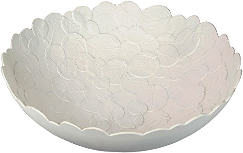 Madhouse by Michael Aram Melamine Serving Bowl, Large, Botanical Leaf