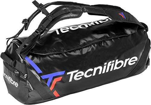 Tecnifibre Tour Endurance Rackpack L Tennis Bag Black ()