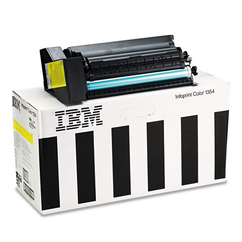 75p4055 High Yield Toner - IFP75P4058 - InfoPrint Solutions 75P4058 High-Yield Toner