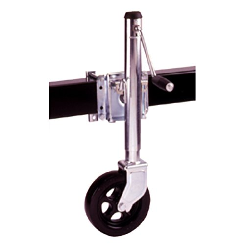 Fulton XP10 0101 Swivel Trailer Tongue Jack, 1200 Lbs. Capacity (Capacity Trailer)