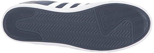 Scarpe Da Donna Adidas Cf Daily Qt Mid W Sneaker, Nero / Bianco / Super Rosa, 7.5 Medio Noi Collegiate Navy / Bianco / Energy Aqua