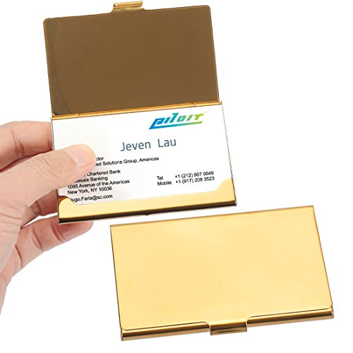 Gold Business Card - 4
