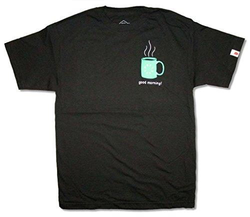 Mac Miller Good Morning Coffee Black T Shirt Most Dope (S)