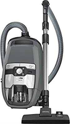 Miele Blizzard CX1 Pure Suction Powerline Bagless Canister Vacuum Graphite Grey