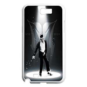 High Quality {YUXUAN-LARA CASE}Super Star Michael Jackson For Samsung Galaxy Note 2 STYLE-2