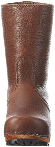 Sanita Puk Boot, Botines para Mujer Marrón - Braun (Antique Brown 78)
