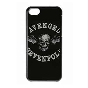 iPhone 5c Case Covers Black Avenged Sevenfold E0EY