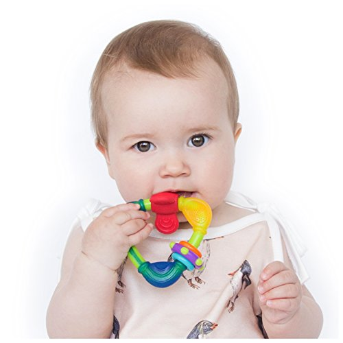Nuby Spin N' Teethe Teether