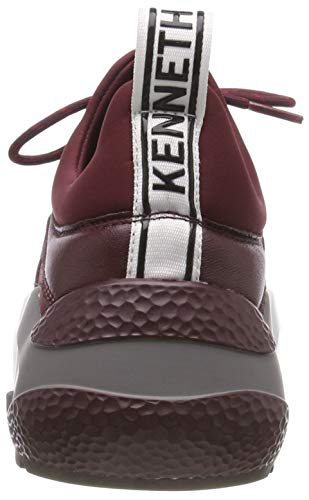 Sneakers 503 Basses Kenneth Maddox Cole wine Rouge Femme EqP4SZ
