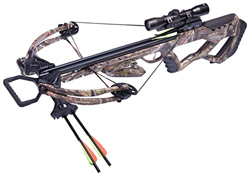 CenterPoint Tormentor 370 Crossbow Package, Camo