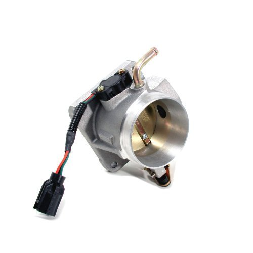 BBK 1503 75mm Throttle Body - High Flow Power Plus Series for Ford Mustang 5.0L by BBK Performance -