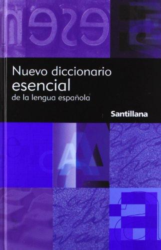 Nuevo Diccionario Esencial de La Lengua Espanola (Reference)