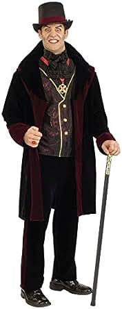 Forum Designer Deluxe Victorian Vampire Costume, Multi, Medium
