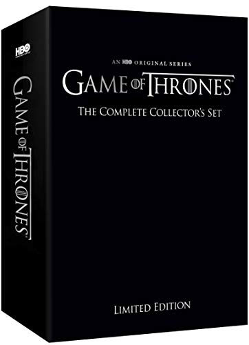 Game of Thrones: The Complete Seasons 1-8 (Collectors Edition/BD) - Of Game A Series Thrones