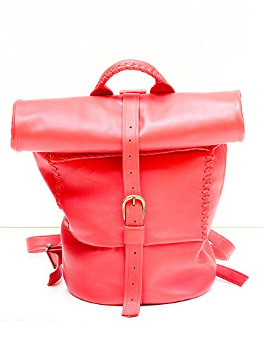 Double Trouble - Backpack Red