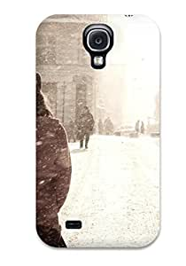 Hot Fashion SnOZHAZ4694QKSlp Design For Case HTC One M7 Cover Protective Case (people)