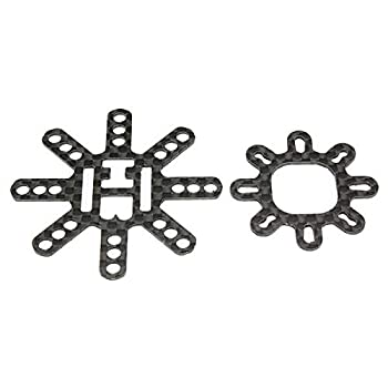 0.9g Carbon Fiber Universal Connector for 20x20mm 30.5x30.5mm Control Motor RC Drone - RC Toys & Hobbies Multi Rotor Parts - 1x Universal Connector 1
