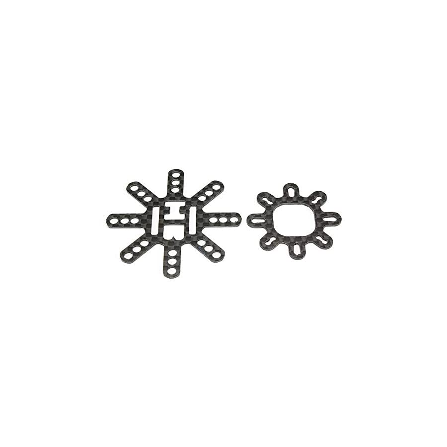0.9g Carbon Fiber Universal Connector for 20x20mm 30.5x30.5mm Control Motor RC Drone - RC Toys & Hobbies Multi Rotor Parts - 1x Universal Connector 2