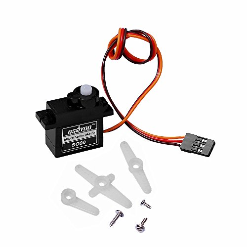 Osoyoo sg g micro servo motor for rc helicopter