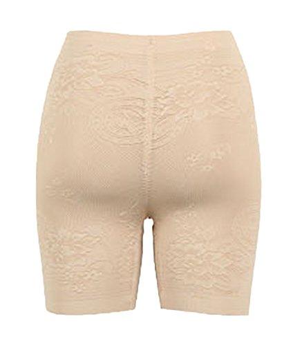 Insun - Pantalón moldeador - para mujer color carne