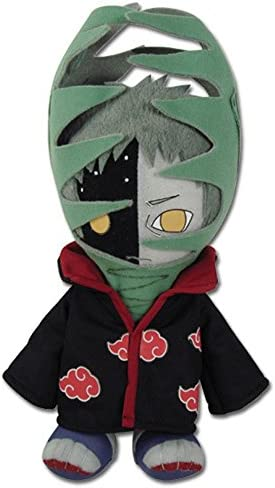 NEW GE Naruto Akamaru Face Plush Messenger Bag Official License GE5483 US Seller