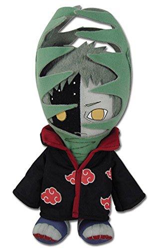 GE Animation GE-8975 Naruto Shippuden Zetsu Stuffed Plush, 10