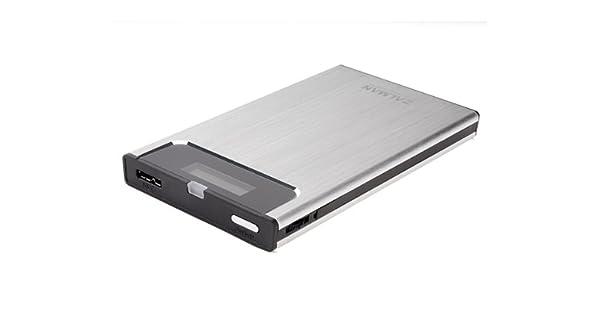 Amazon.com: Zalman ZM-VE350 USB 3.0 2.5 pulgadas, carcasa de ...