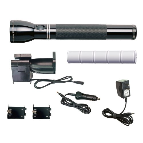 MagLite RE1019 Heavy Duty Rechargeable Flashlight