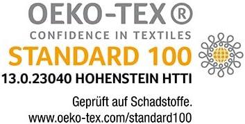 100 x 220 x 30 cm MSS/® Evolon Allergie Spannlaken