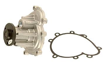 Bomba de agua del motor + Junta para Porsche Cayenne Turbo S 4.5L V8 2003 - 2006 Premium 94810601104: Amazon.es: Coche y moto