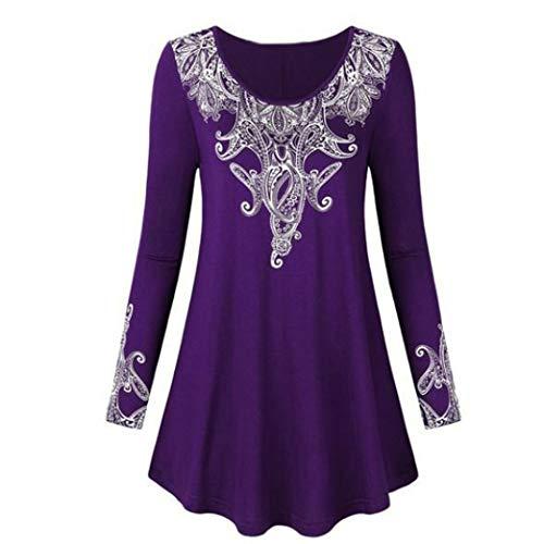 Purple Donna Camicia Camicia Purple HLHN Donna HLHN nfOrdaEwxO