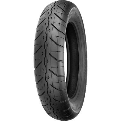 120/90-18 (65V) Shinko 230 Tour Master Front Motorcycle Tire - Fits: Honda Gold Wing/Aspen/Int. GL1100 1982-1983 by Shinko (Image #1)