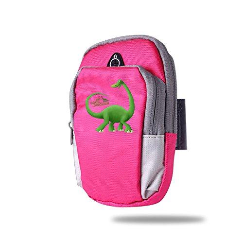 Mixiu The Good Dinosaur Multifunctional Bag Red