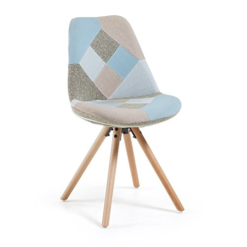 8433840313603 Ean Kavehome Chaise Ralf Patchwork Bleu Upc Lookup