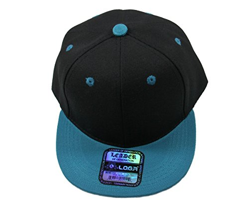 Kid's Youth Plain Flat Bill Snapback Caps(More Colors) for sale  Delivered anywhere in USA