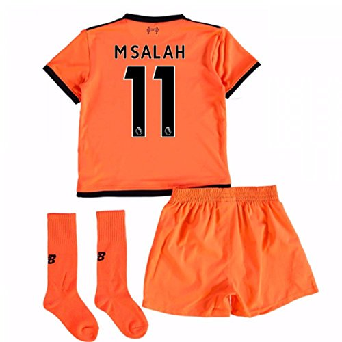 UKSoccershop 2017-18 Liverpool Third Mini Kit (M Salah 11) - Buy Online in  UAE.  af7ea0d37