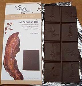 Vosges Haut Chocolat, Mo's Bacon Bar (3oz Bar)
