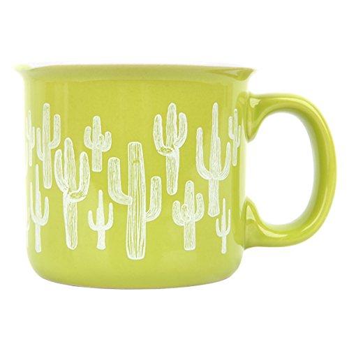 Karma Regalos Camp tazas, Cactus