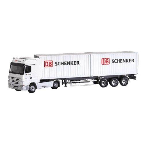 Italeri I3865 Mercedes-Benz Actros con 2 Container 20 FT DB Schenker 1 24